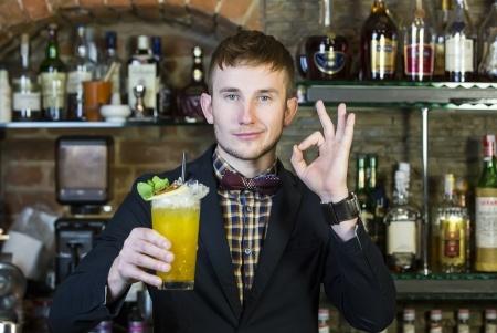 Barkeeper lernen