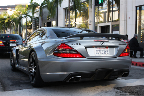 Mercedes SL65- By Damian Morys Foto under CC BY License
