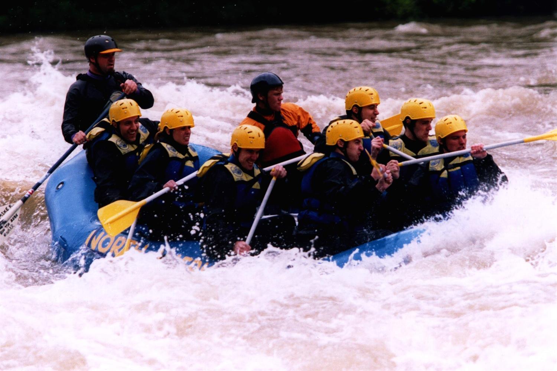 river rafting tiuren in der schweiz buchen