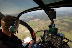 Hubschrauber Rundflug - Helikopter Fliegen