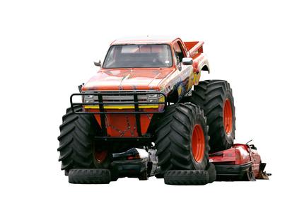 Monstertruck Erlebnis buchen - Monster-Truck fahren