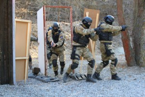 Swat-Training - Das erlebnis für echte Kerle